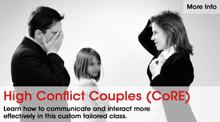 Conflict Resolution for Parents(CoRE)