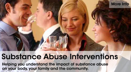 Substance Abuse Interventions treatment program arnp